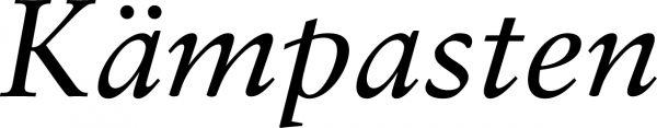 Kämpasten_logo